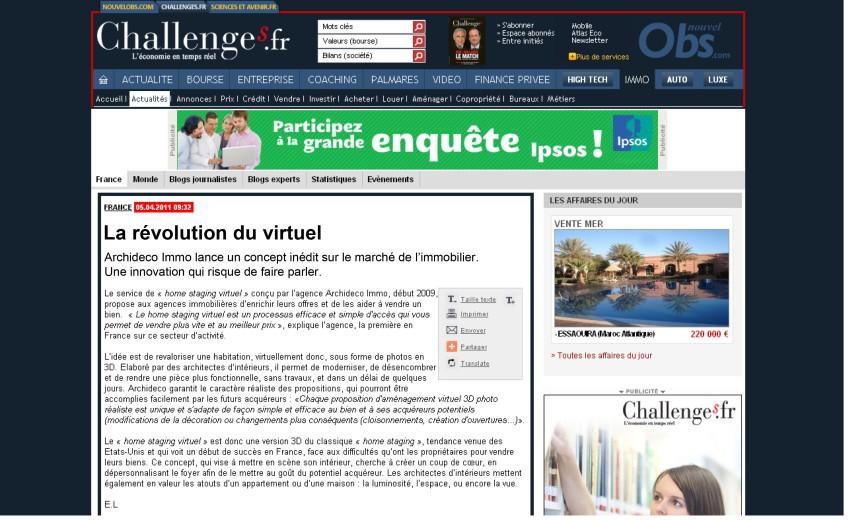 article corrigé 05.04.2011