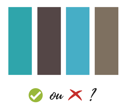 Teintes _ Osez la couleur turquoise chez vous !