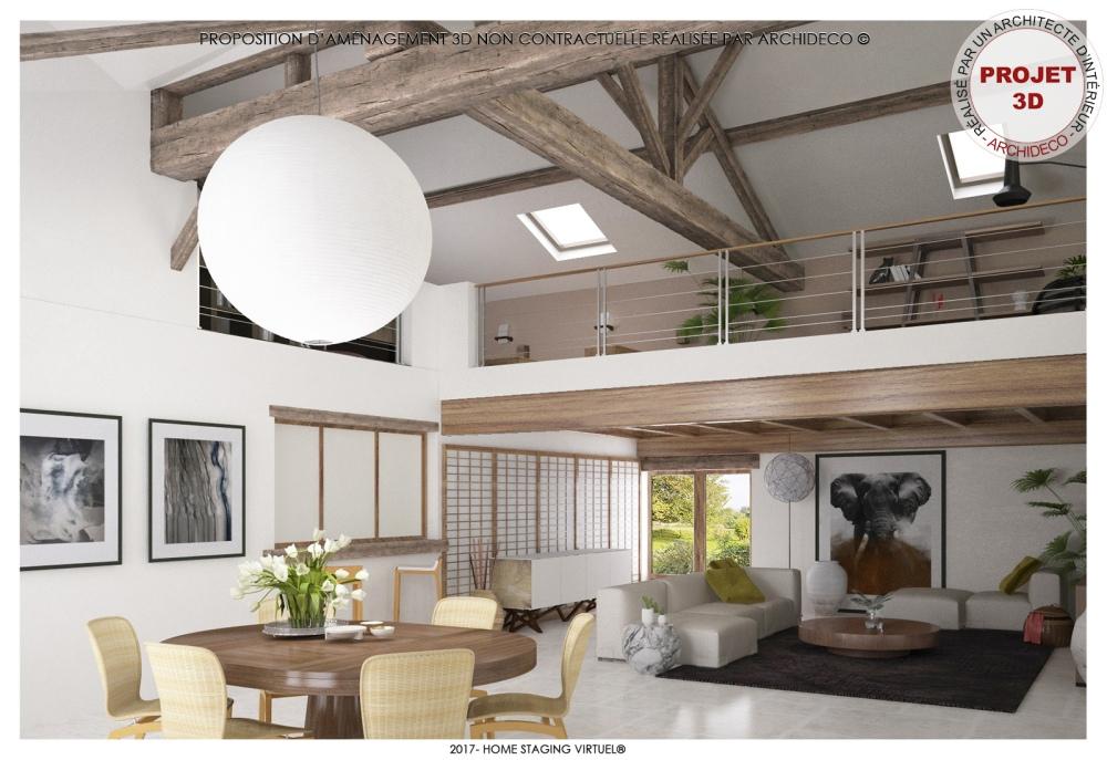 La mezzanine loft - Visuel 1