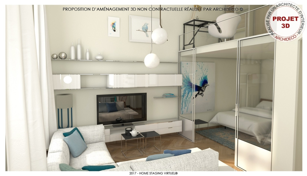 La mezzanine - Visuel 3