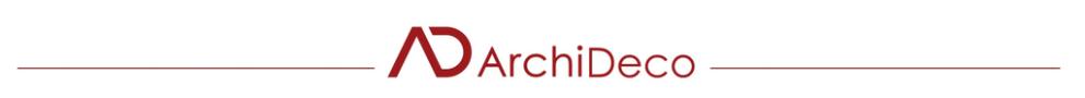 Pied de page - ArchiDeco