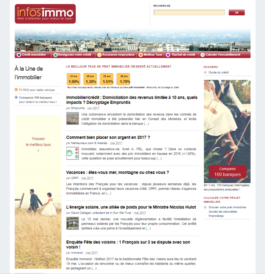 Image Infos immo