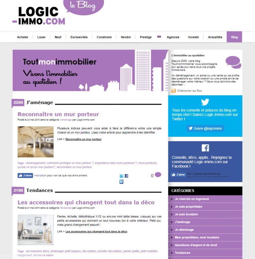 Image 4 - Logic Immo