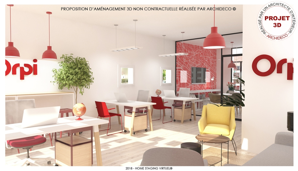 Exemple projet Orpi